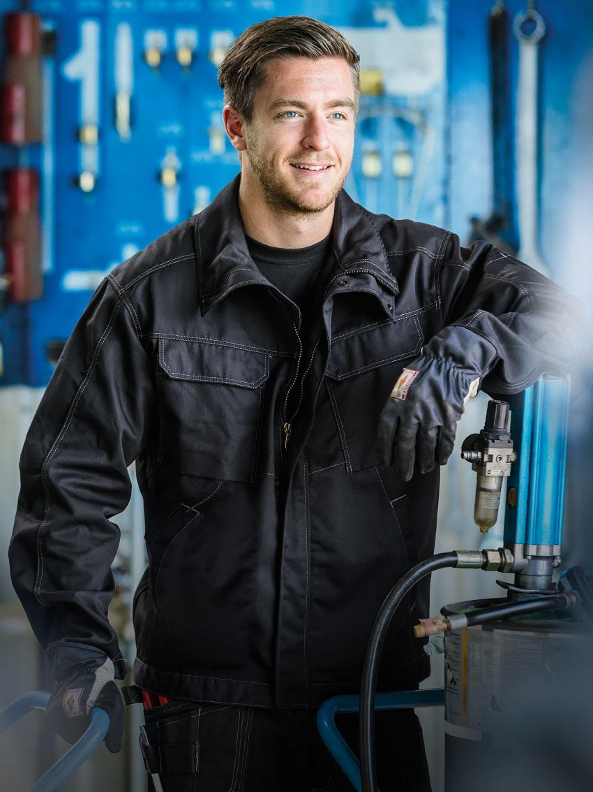 industri-klader